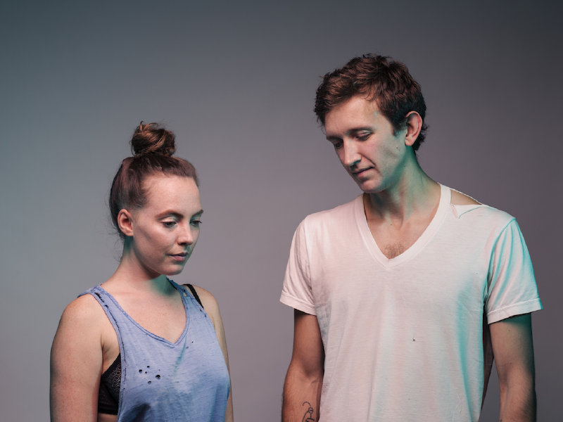 Techno-pop duo Sylvan Esso comes back to its home away from home  Image
