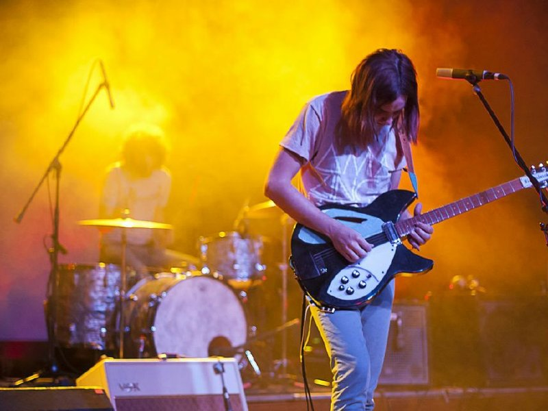 Parker writes and records all the Tame Impala music himself.
