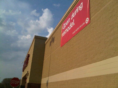 Target on Chase Avenue getting facelift