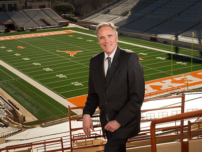 From Bucks to Longhorns: Steve Patterson's memorable journey