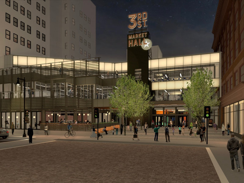 3e9f8af3fa Grand plans for Downtown  an in-depth look at the new food hall ...