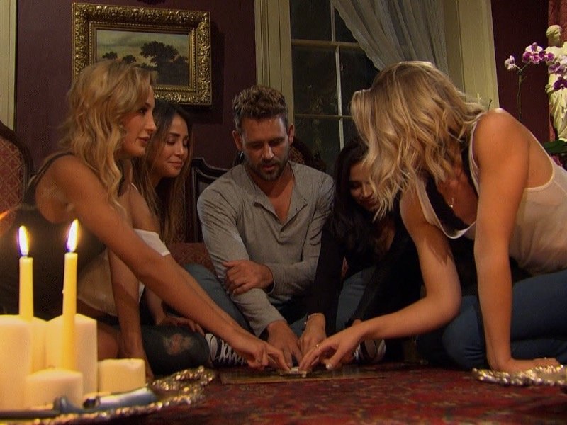 Image result for the bachelor week 5 ouija