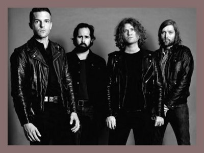 The Killers on Aug. 2 Image