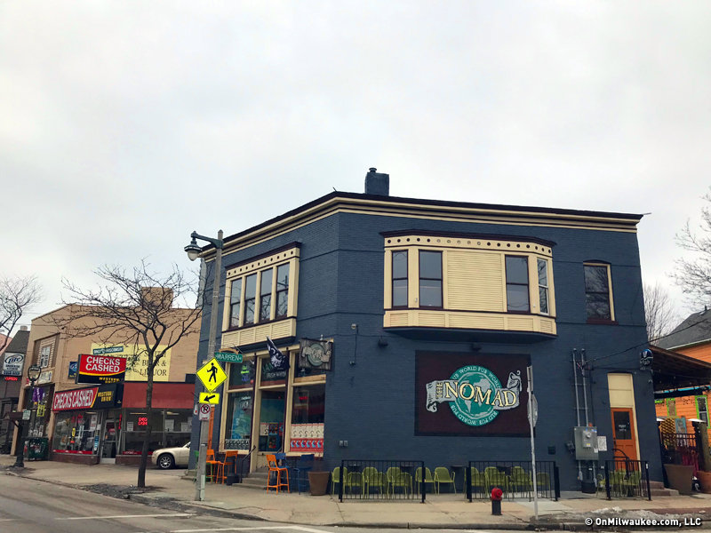 b54be9abcddc26 The Nomad World Pub will celebrate its 25th anniversary in 2020.