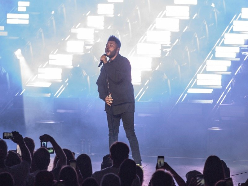 the weeknd makes a dynamite milwaukee debut onmilwaukee