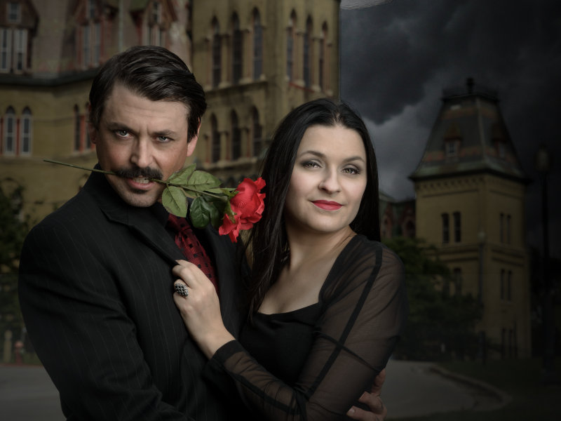 "Theatre Unchained presents ""The Addams Family"" musical, through Sept. 28."