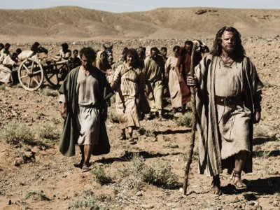 The Bible raises ratings Image
