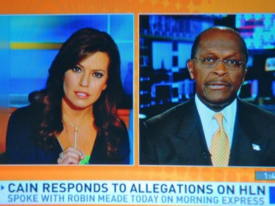 OnMedia: The media lessons keep coming from Herman Cain
