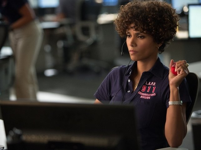 "Halle Berry stars in ""The Call"" - now playing."