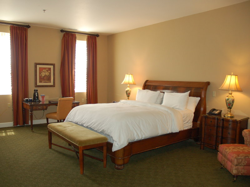 Deluxe Boutique Rooms Are Standard At The Delafield Hotel