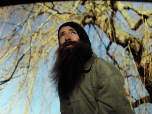 "Aubrey de Gray is one of the men fighting for everyone's life in ""The Immortalists."""