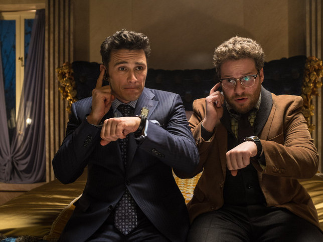 'The Interview' died; what comes next might be worse Image