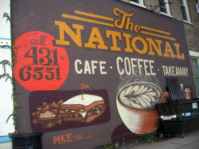 The $100 dream: The National Cafe