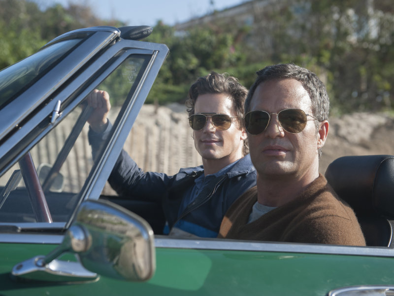 "Mark Ruffalo (right) and Matt Bomer star in ""The Normal Heart,"" which will have a premiere screening here in Milwaukee."