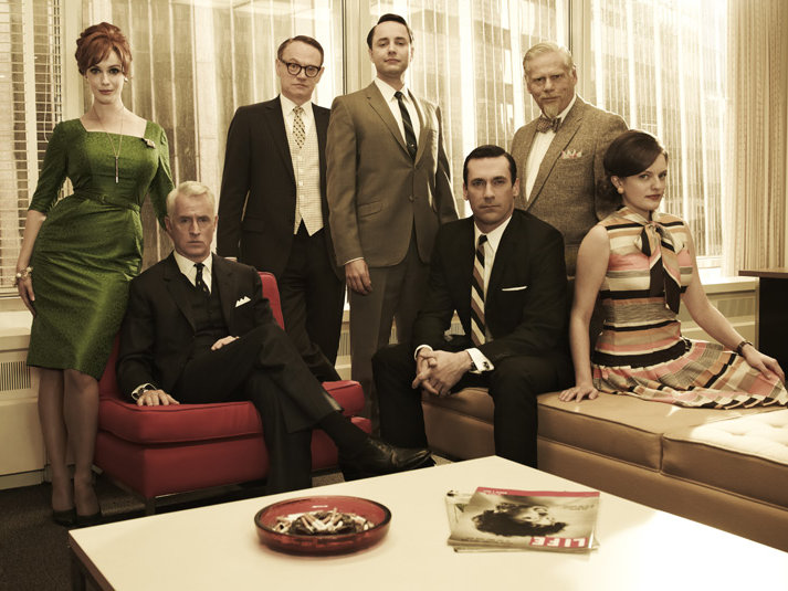 "AMC did the ad world proud with ""Mad Men,"" and now they've moved on with ""The Pitch."" (Photo: Frank Ockenfels 3/AMC)"