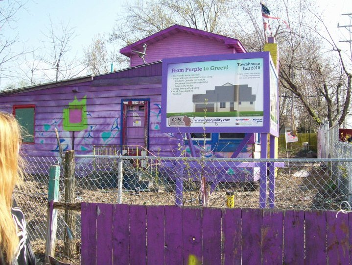 Family Plans To Keep Purple House Alive Onmilwaukee