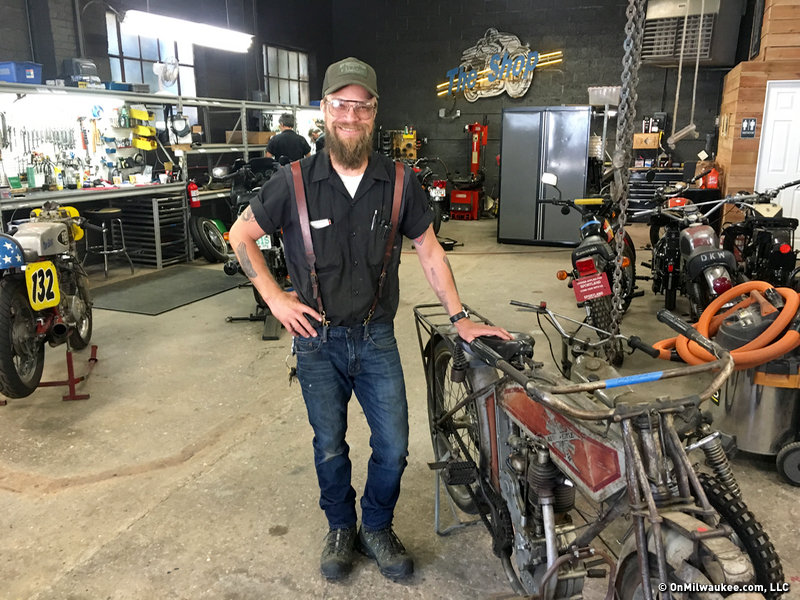 The Shop Opens A New Chapter Fixing Old Cycles In South Milwaukee