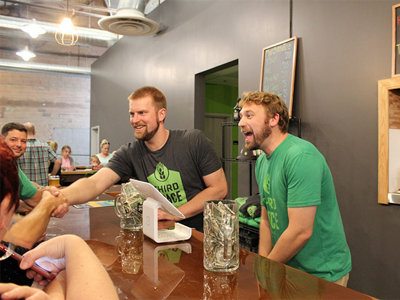 Third Space brewery tours Image