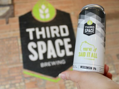 Third Space marks anniversary with uniquely Wisconsin beer release