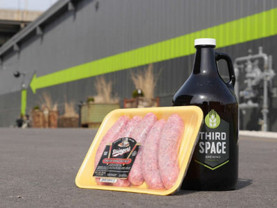 Third Space Brewing launches Growler-Sausage Drive-Thru this weekend