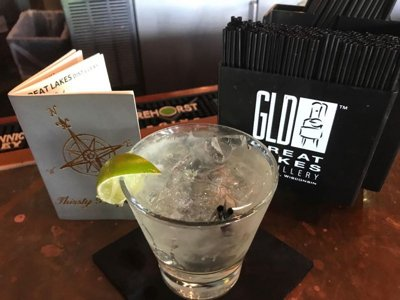 Weekly Sips with Thirsty Passport: Great Lakes Distillery's Tasting Room