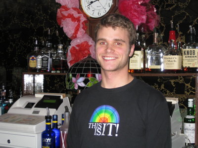 Featured bartender: This Is It's Tom Momberg