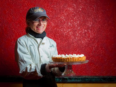 Pastry chef Julie Thorsen Image
