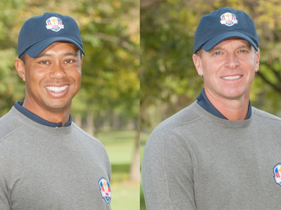 Dynamic Duo: Tiger Woods and Steve Stricker can boost Team USA