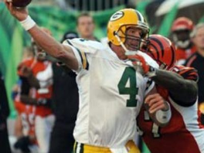 New Favre policy: Don't ask, don't tell