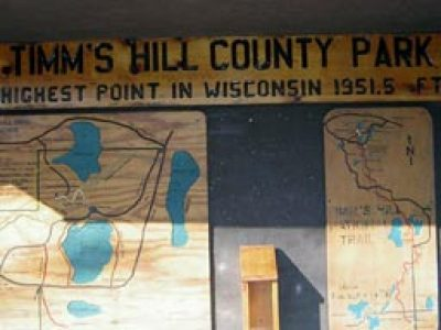 Timms Hill stands tall in Price County