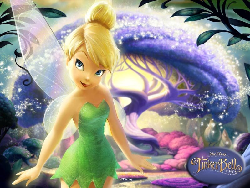 Tinkerbell: too sexy for small kids?