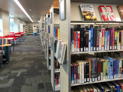 Users are embracing revamped Tippecanoe Library