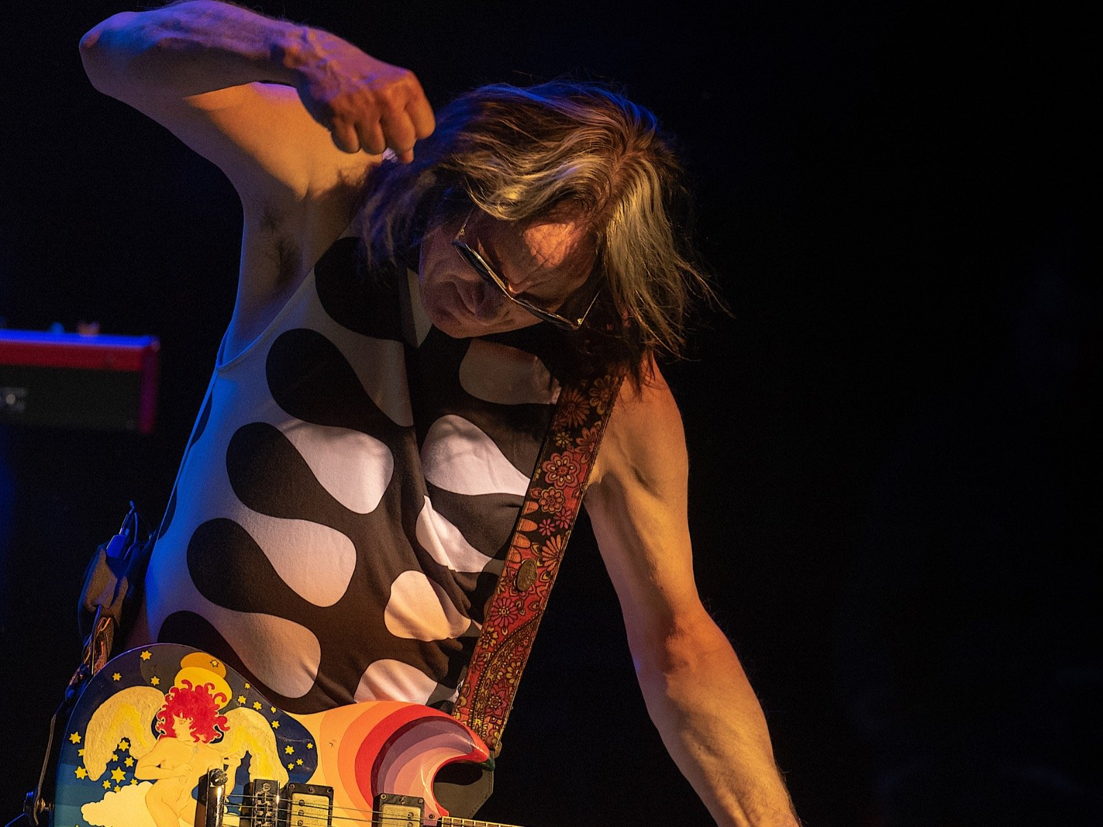 Todd Rundgren talks his eccentric career, old reviews and his new Beatles show