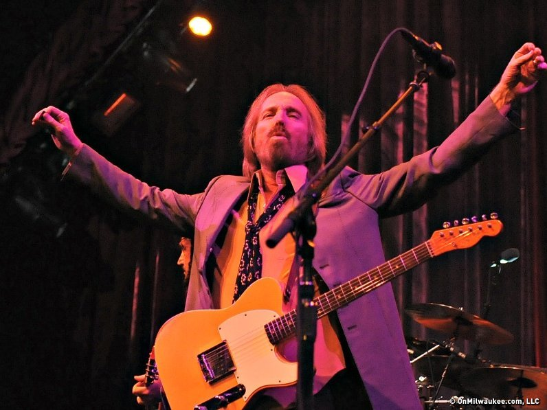 Summerfest announces Tom Petty to headline two days at the Marcus Amp Image