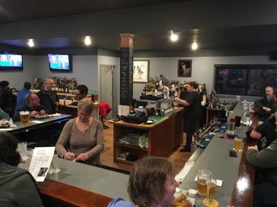 First Look: TomKen's bar and restaurant completes remodel