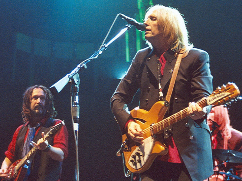 "Tom Petty will be featured in the new movie ""Runnin' Down A Dream."""