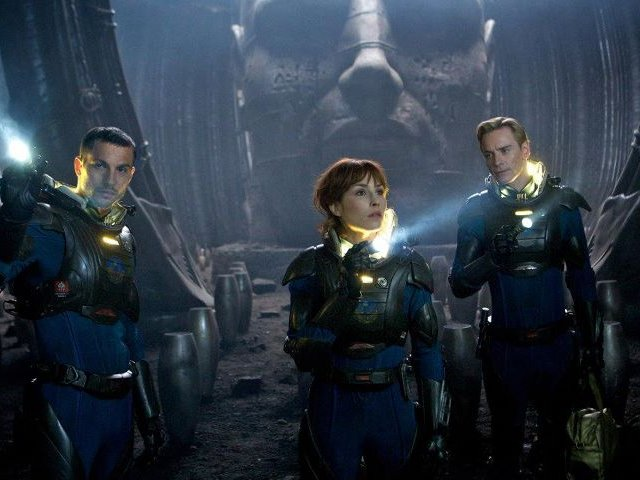 """Prometheus"" hopes to join the ranks of great space movies this Friday."