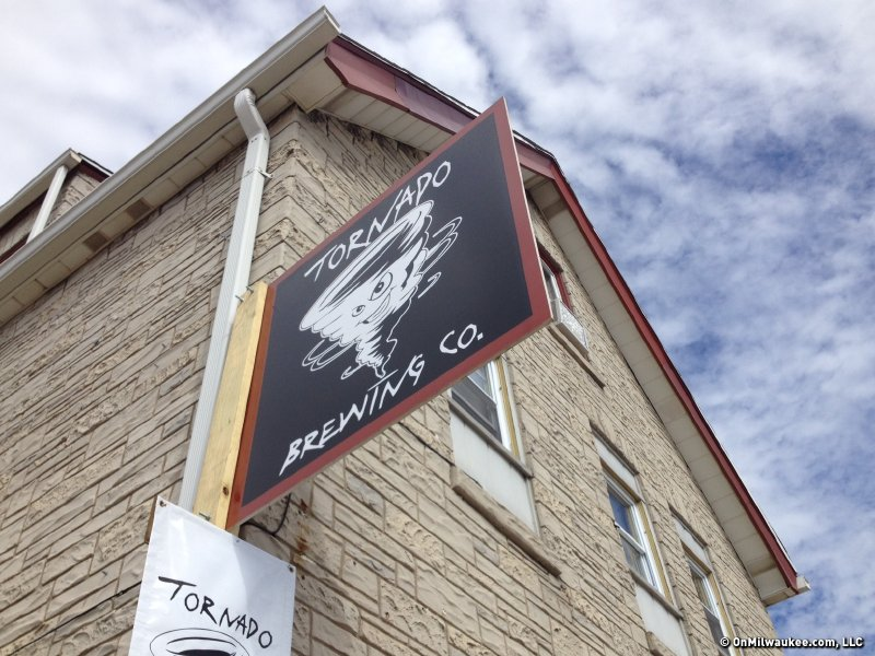 Tornado Brewing Company is now open in Cudahy.