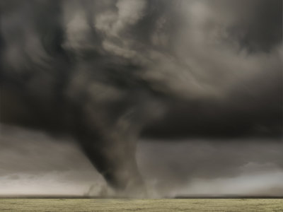 Tornadoes are terrifying Image