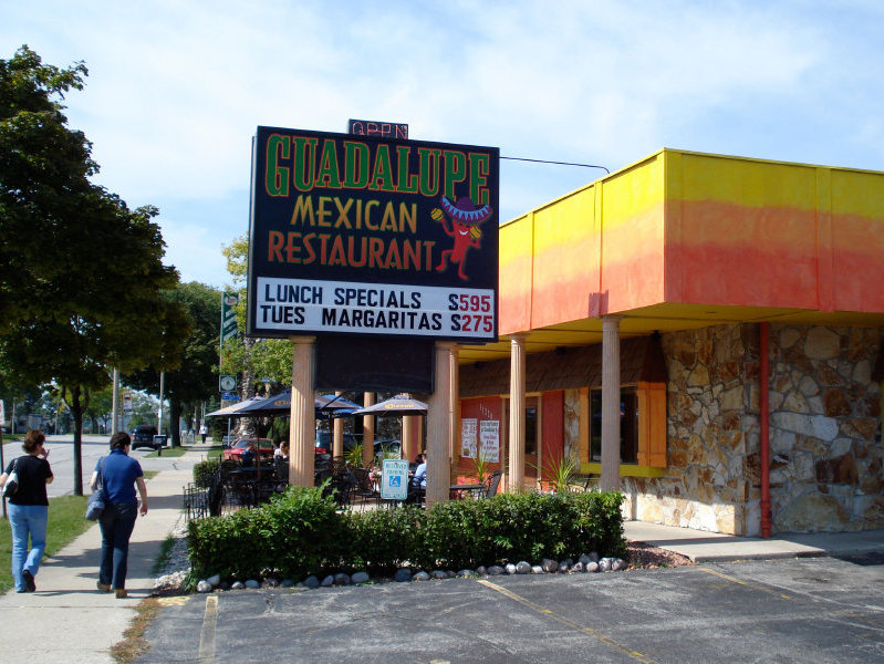 Guadalupe Handles Everything From The Basic Burrito To More Adventurous Entrees
