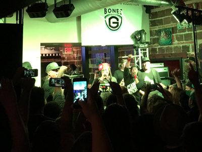 Public Enemy and Run-DMC in Tosa ... wait, what? Image