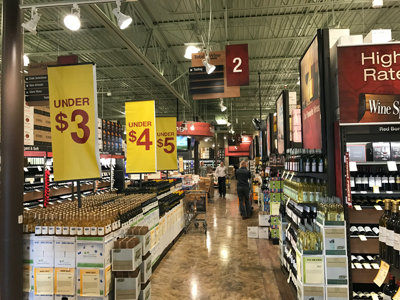 First look: Total Wine & More in Brookfield