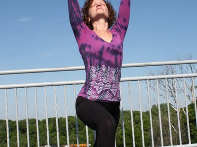 Urban Ecology Center hosting Yoga on the Tower