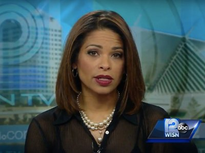 WISN's Toya Washington takes on sexist fashion-policing troll  Image