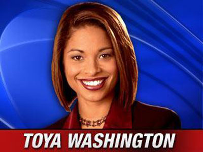 Channel 12 news anchor Washington expecting