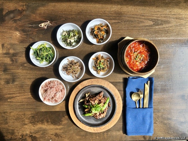 83f825bd Indulge & commune: Traditional Korean meal now served Sundays at ...