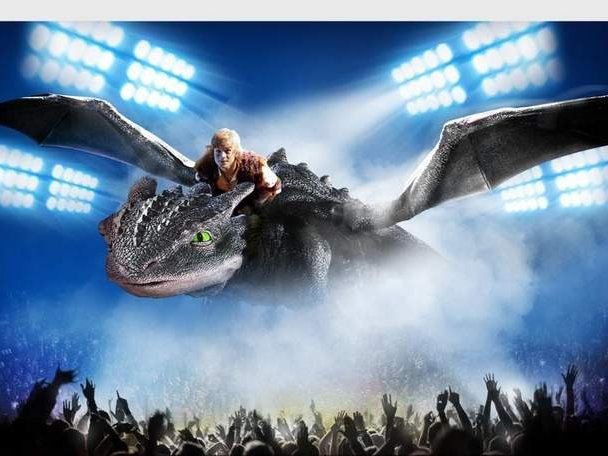 """How To Train Your Dragon"" Live Spectacular comes to Milwaukee at the end of the month."