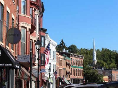 A slice of life in Galena