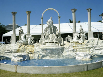 Trevi Fountain in MKE Image