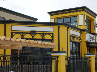 Best Water Street area bar, 2009: Trinity Three Irish Pubs